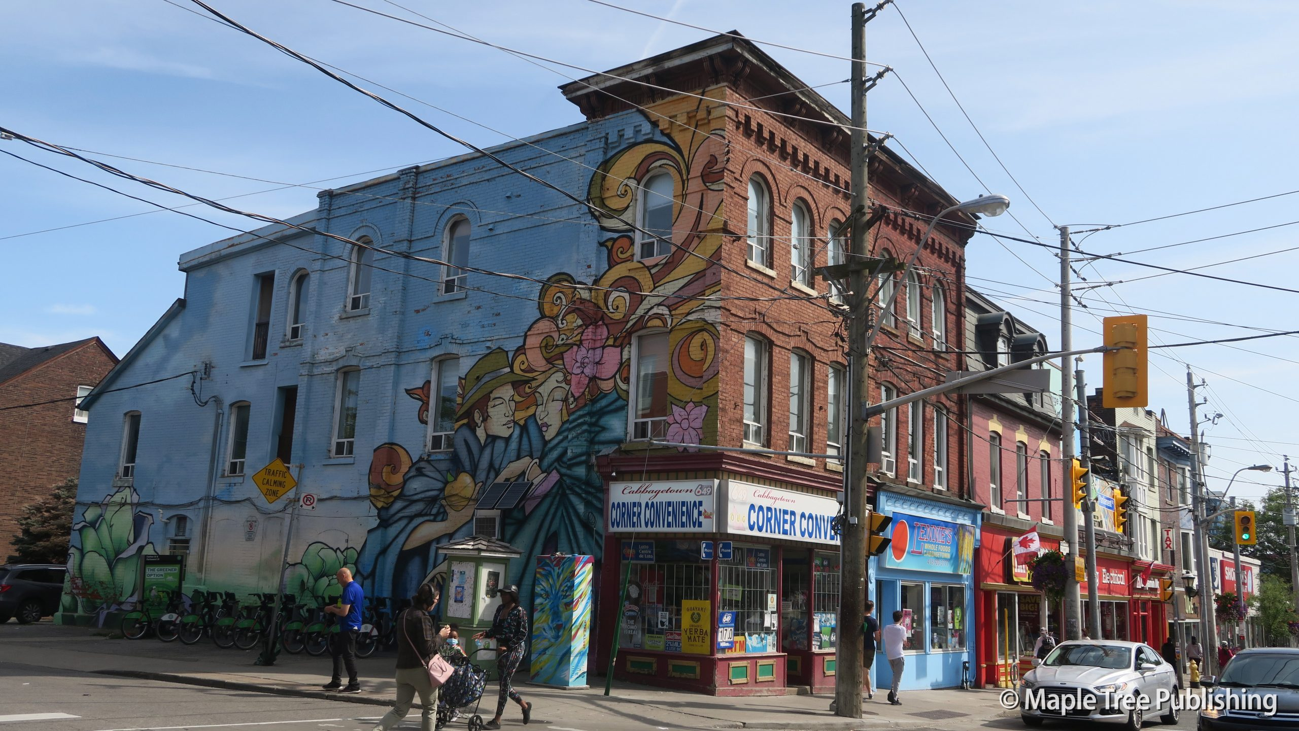Toronto Neighbourhood Guide